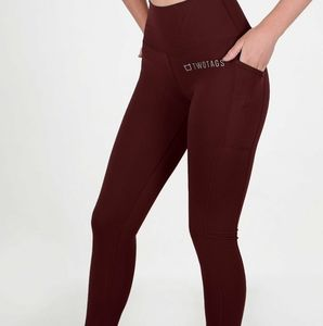 Two Tags High-Waisted Leggings Size S